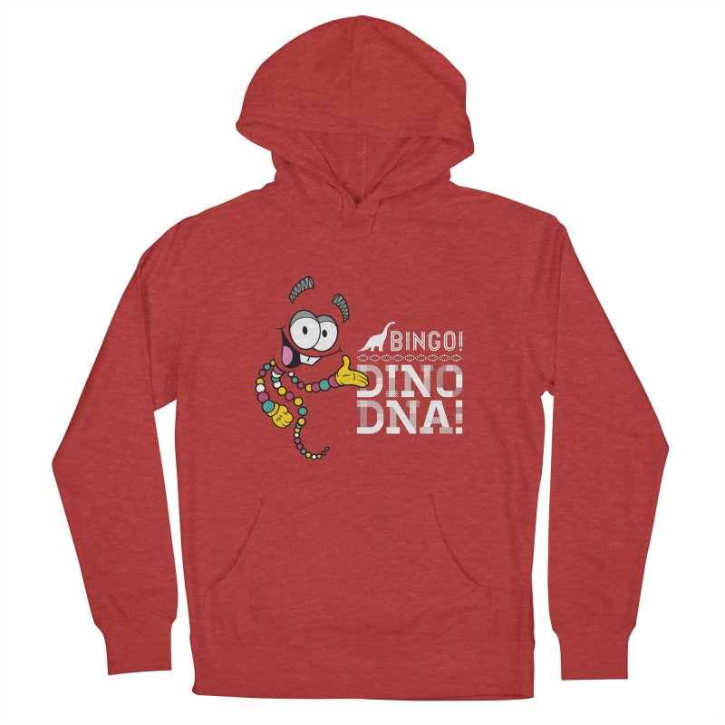 Jurassic Bingo!!! Men's French Terry Pullover Hoody by Mdk7's Artist Shop