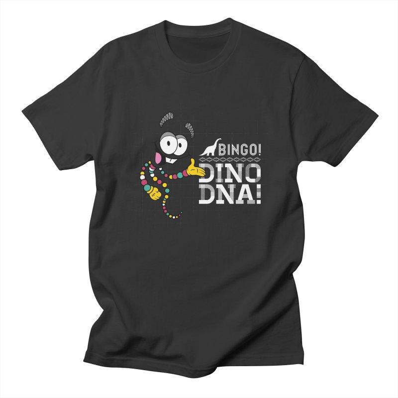 Jurassic Bingo!!! Men's T-Shirt by Mdk7's Artist Shop