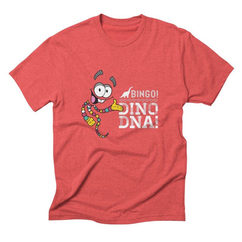 Jurassic Bingo!!! Men's Triblend T-Shirt by Mdk7's Artist Shop