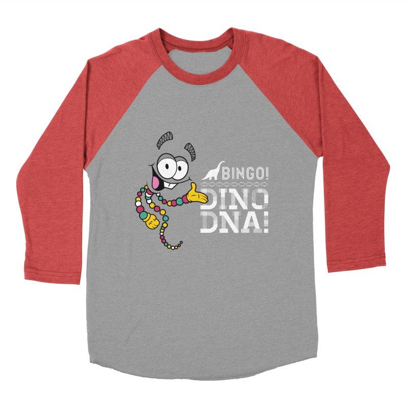 Jurassic Bingo!!! Women's Baseball Triblend T-Shirt by Mdk7's Artist Shop