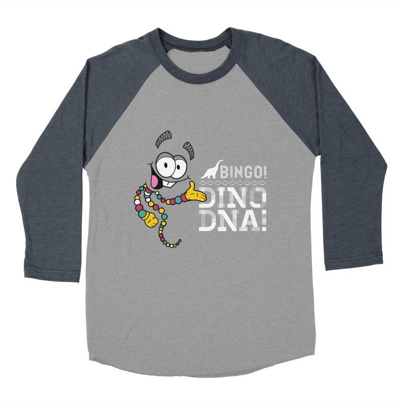 Jurassic Bingo!!! Women's Baseball Triblend Longsleeve T-Shirt by Mdk7's Artist Shop