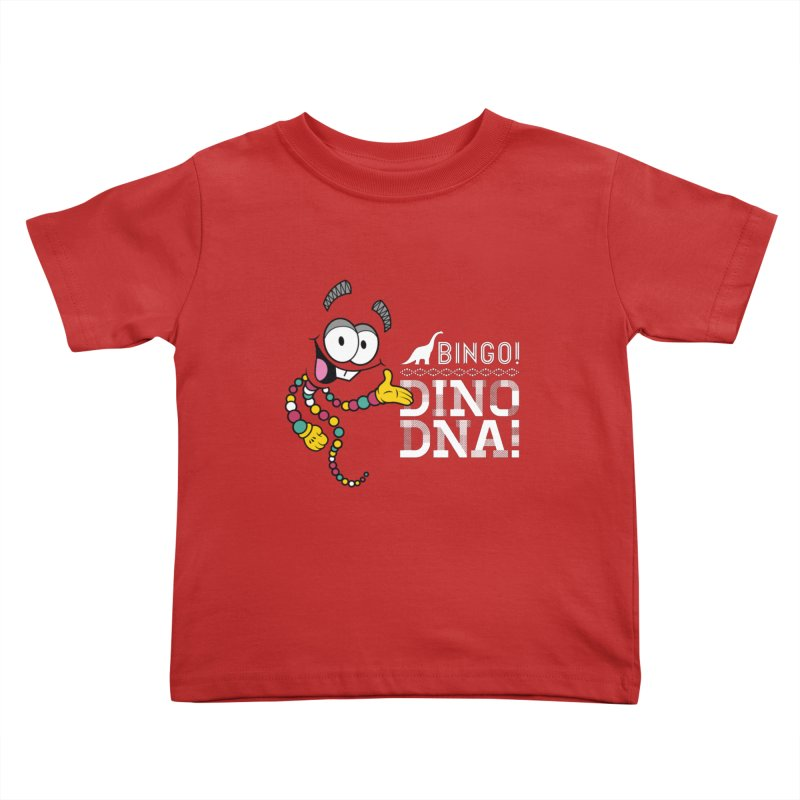 Jurassic Bingo!!! Kids  by Mdk7's Artist Shop
