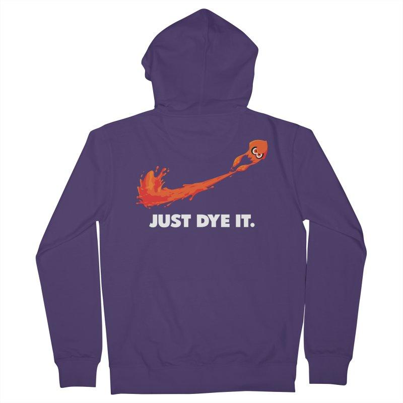 Just Dye It.  Women's Zip-Up Hoody by Mdk7's Artist Shop