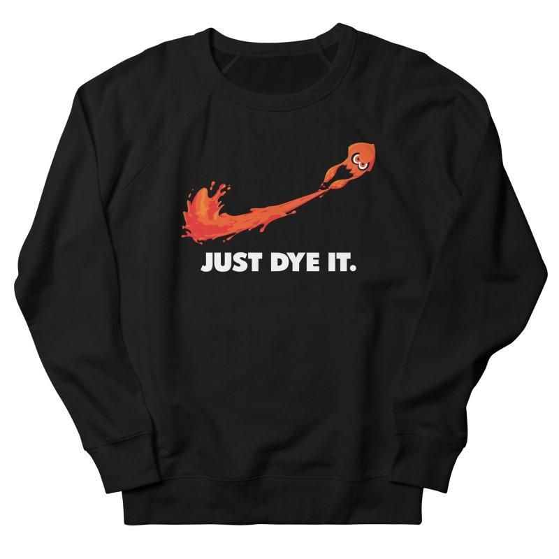 Just Dye It.  Men's French Terry Sweatshirt by Mdk7's Artist Shop