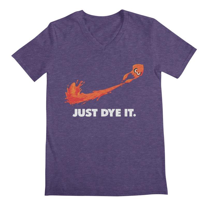 Just Dye It.  Men's V-Neck by Mdk7's Artist Shop