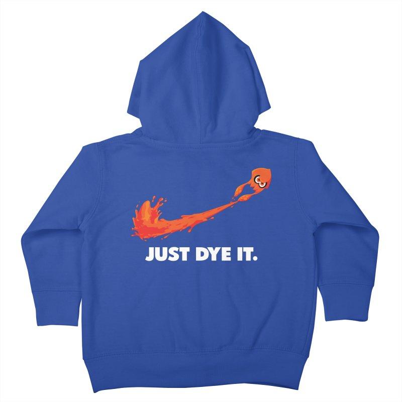 Just Dye It.  Kids Toddler Zip-Up Hoody by Mdk7's Artist Shop