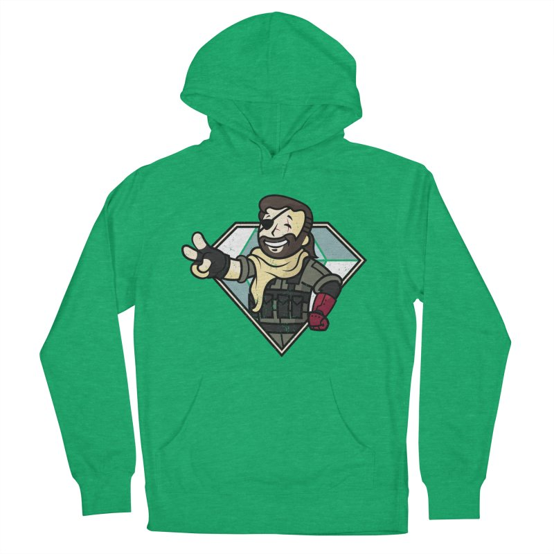 Vault Boss! Women's Pullover Hoody by Mdk7's Artist Shop