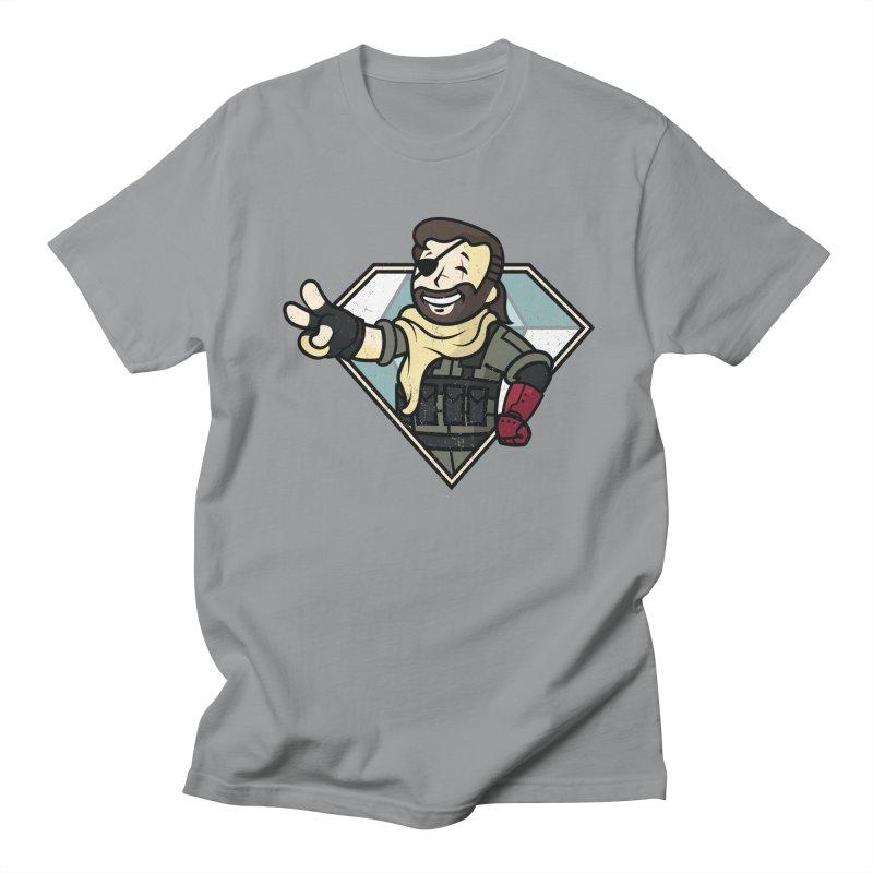 Vault Boss! Men's Regular T-Shirt by Mdk7's Artist Shop