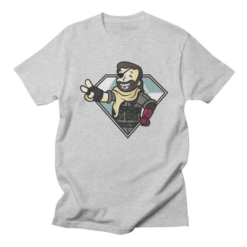 Vault Boss! Men's T-Shirt by Mdk7's Artist Shop