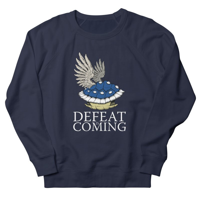 Defeat is coming Men's Sweatshirt by Mdk7's Artist Shop
