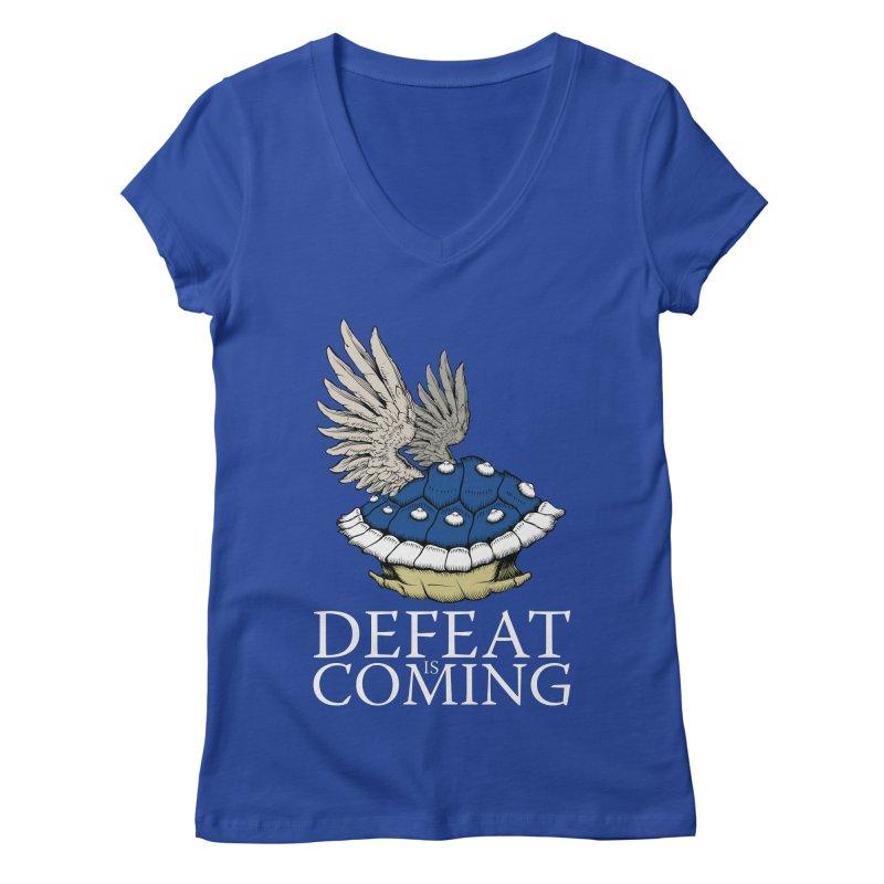 Defeat is coming Women's  by Mdk7's Artist Shop