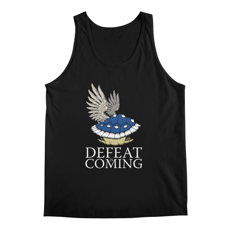 Defeat is coming Men's Regular Tank by Mdk7's Artist Shop