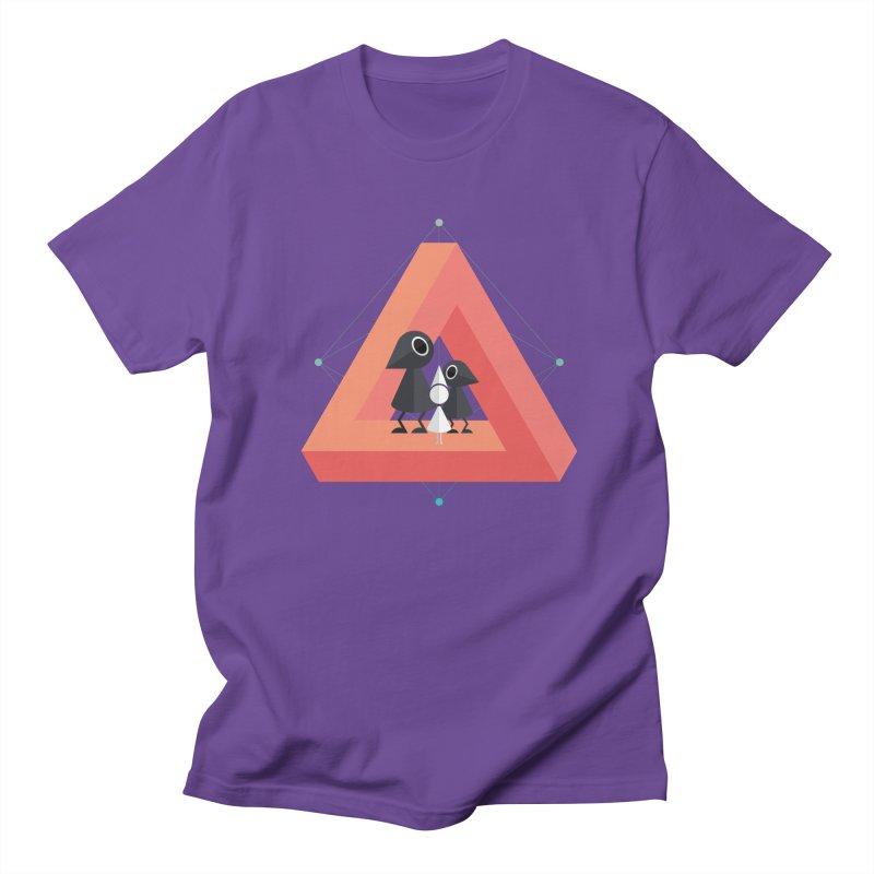 Penrose Kingdom Men's Regular T-Shirt by Mdk7's Artist Shop