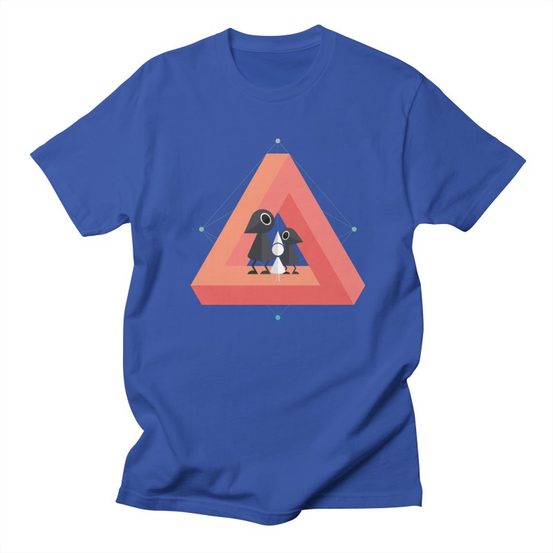 Penrose Kingdom Men's T-Shirt by Mdk7's Artist Shop