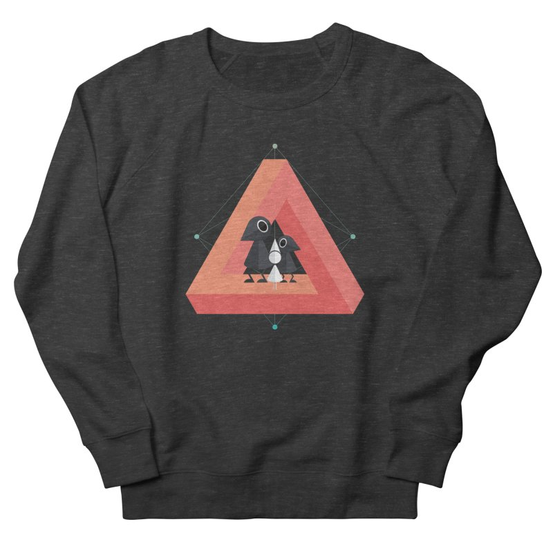 Penrose Kingdom Women's French Terry Sweatshirt by Mdk7's Artist Shop