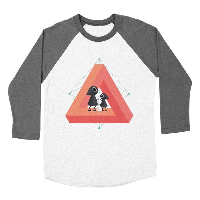 Penrose Kingdom Women's Baseball Triblend T-Shirt by Mdk7's Artist Shop