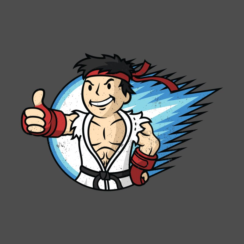 Hadouken Boy! by Mdk7's Artist Shop