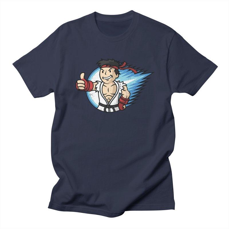 Hadouken Boy! Men's T-Shirt by Mdk7's Artist Shop