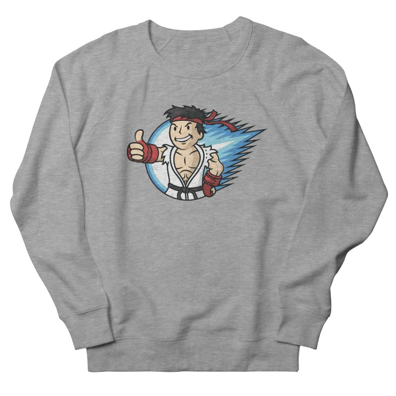 Hadouken Boy! Men's Sweatshirt by Mdk7's Artist Shop