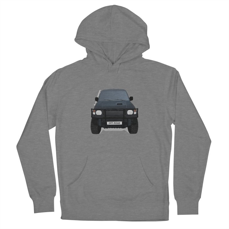 Let's Off Road Women's Pullover Hoody by Me&My3D