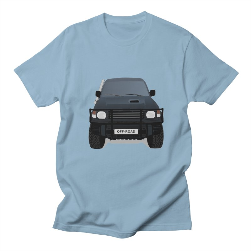 Let's Off Road Women's Regular Unisex T-Shirt by Me&My3D