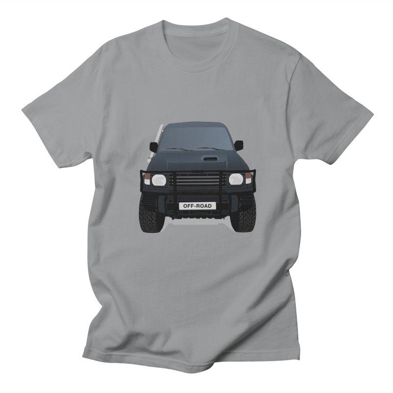Let's Off Road Men's T-shirt by Me&My3D