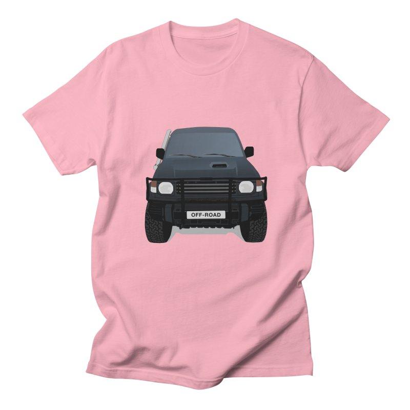 Let's Off Road Women's Unisex T-Shirt by Me&My3D