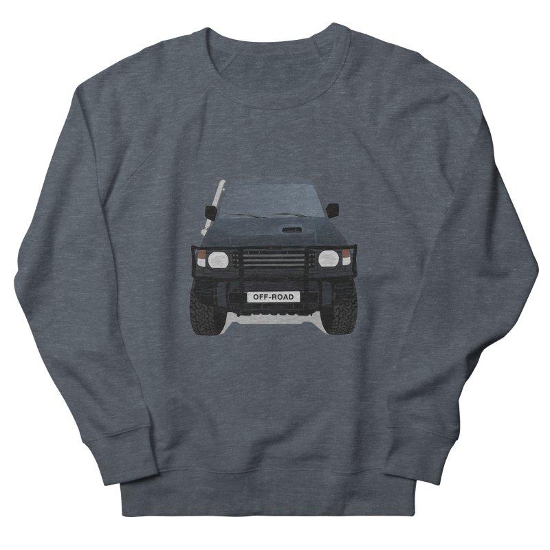 Let's Off Road Women's Sweatshirt by Me&My3D