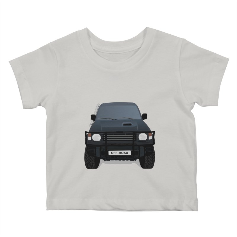 Let's Off Road Kids Baby T-Shirt by Me&My3D