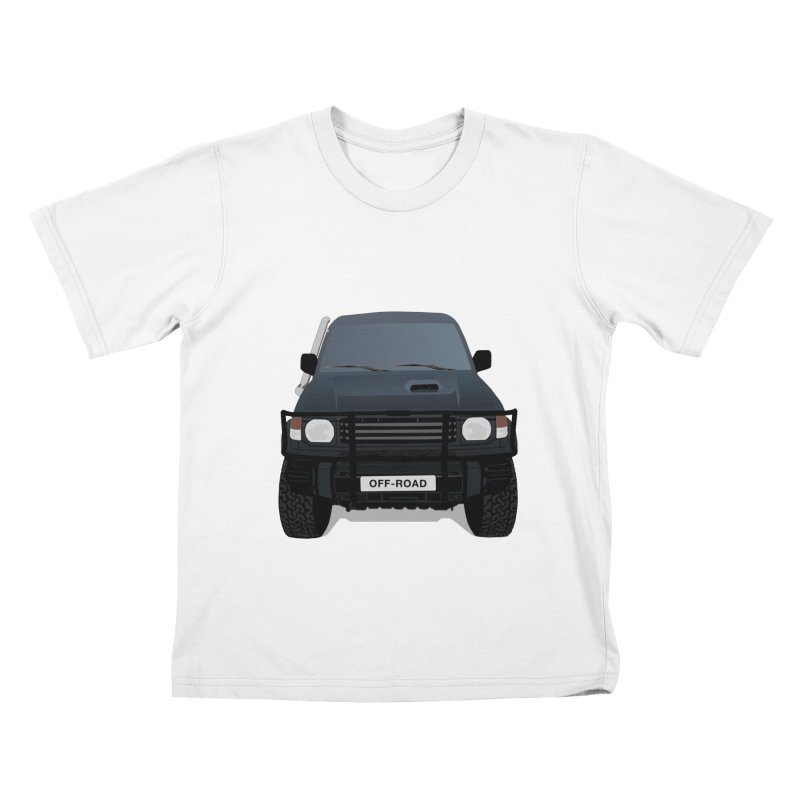 Let's Off Road Kids T-shirt by Me&My3D