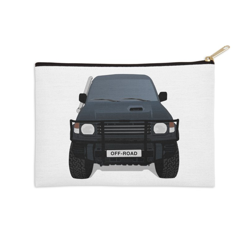 Let's Off Road Accessories Zip Pouch by Me&My3D