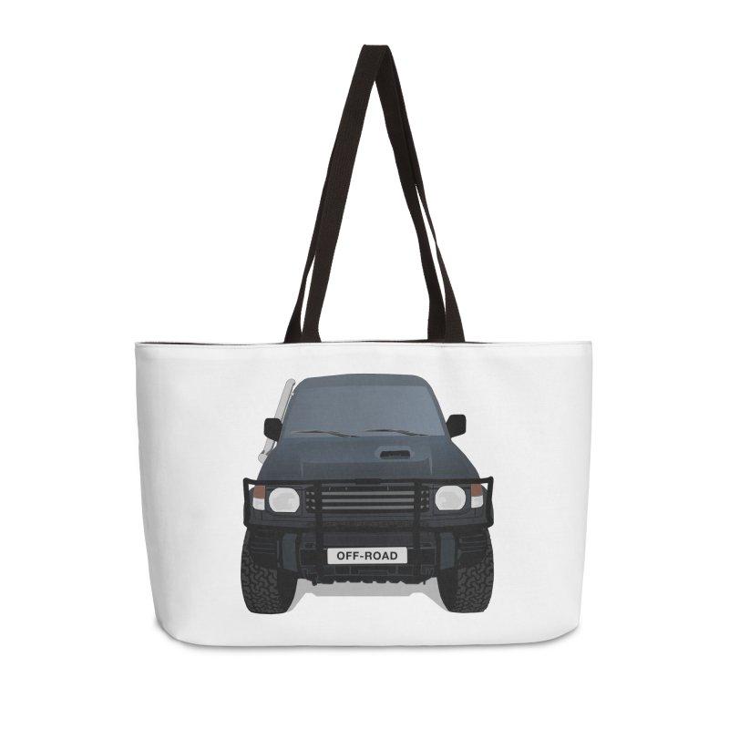 Let's Off Road Accessories Weekender Bag Bag by Me&My3D