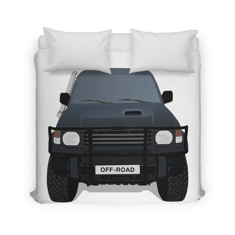 Let's Off Road Home Duvet by Me&My3D