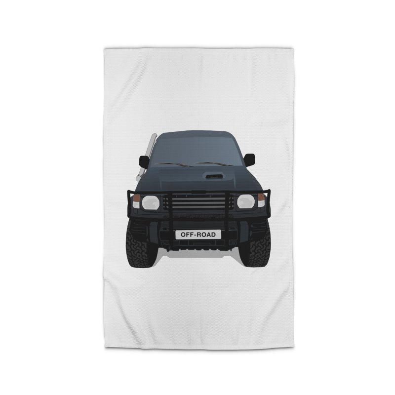 Let's Off Road Home Rug by Me&My3D