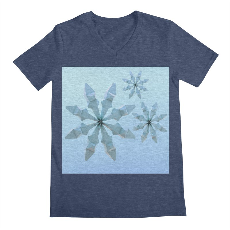 Snowflakes (blue)   by Me&My3D