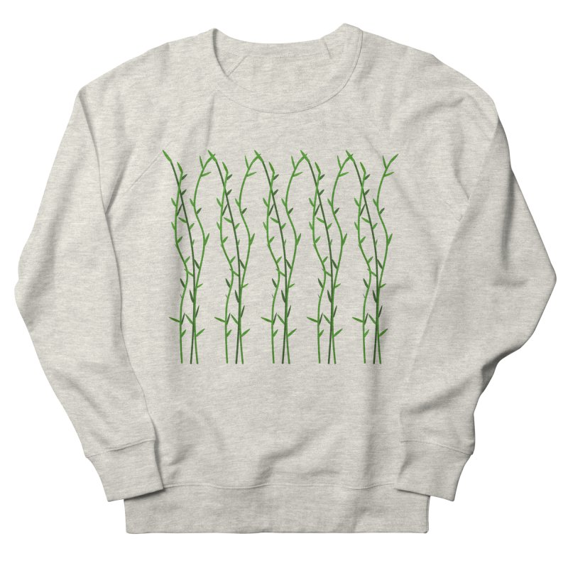 Bamboo Pattern Men's Sweatshirt by Me&My3D