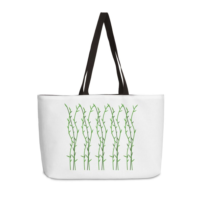 Bamboo Pattern Accessories Bag by Me&My3D