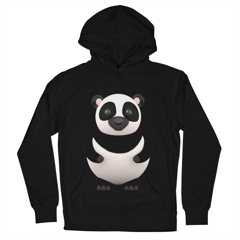 Cartoon Panda   by Me&My3D