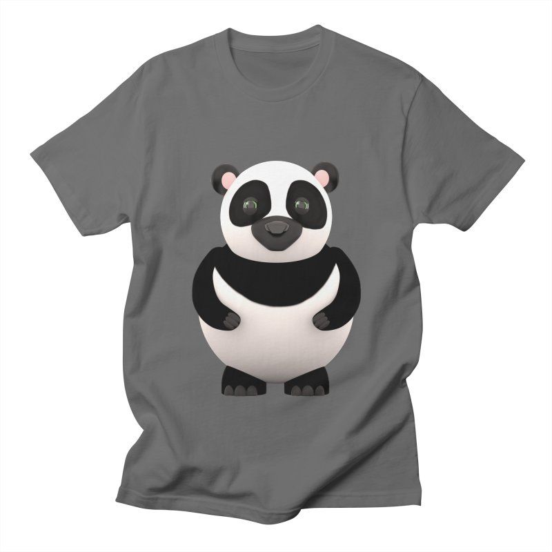 Cartoon Panda Men's Lounge Pants by Me&My3D