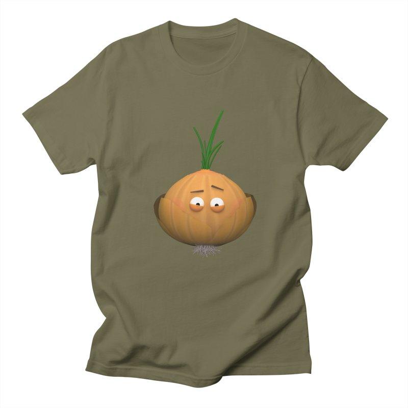 Mr. Onion Women's Unisex T-Shirt by Me&My3D
