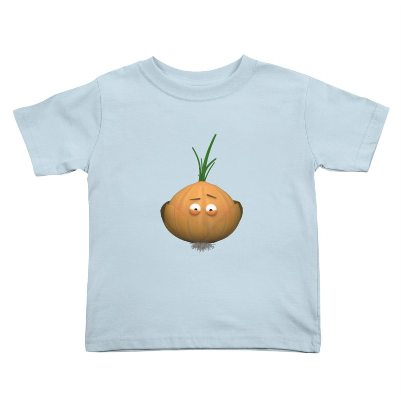 Mr. Onion Kids Toddler T-Shirt by Me&My3D
