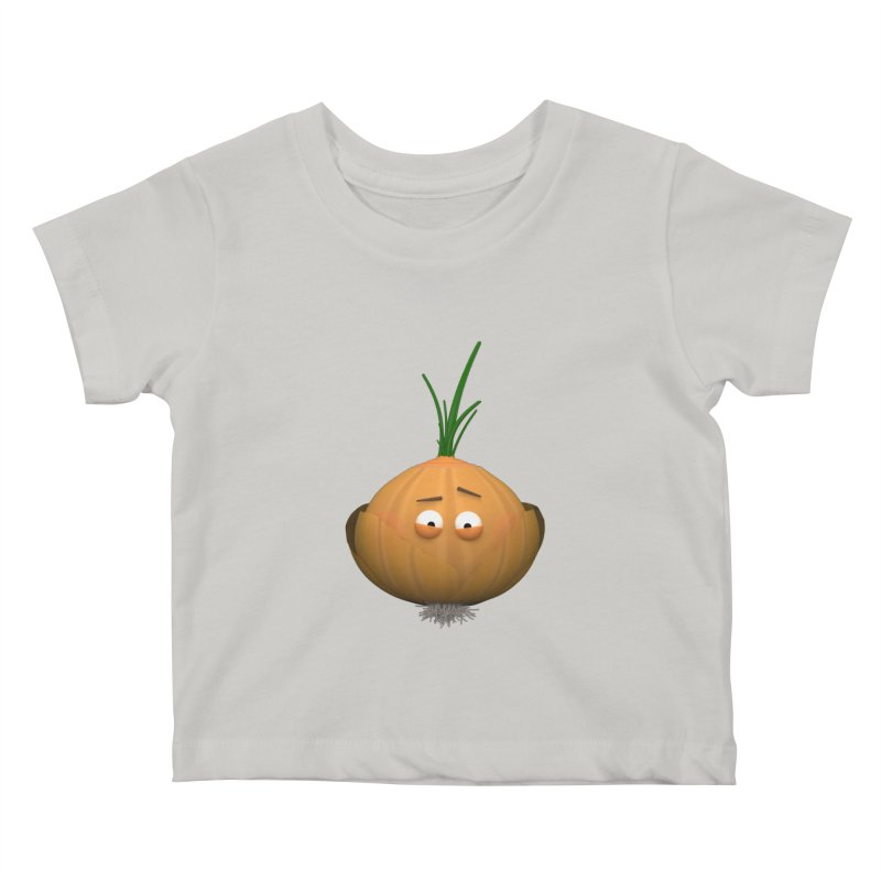 Mr. Onion Kids Baby T-Shirt by Me&My3D