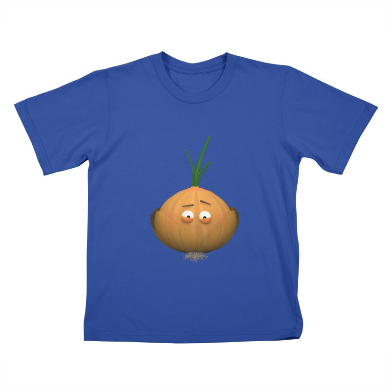 Mr. Onion Kids T-Shirt by Me&My3D