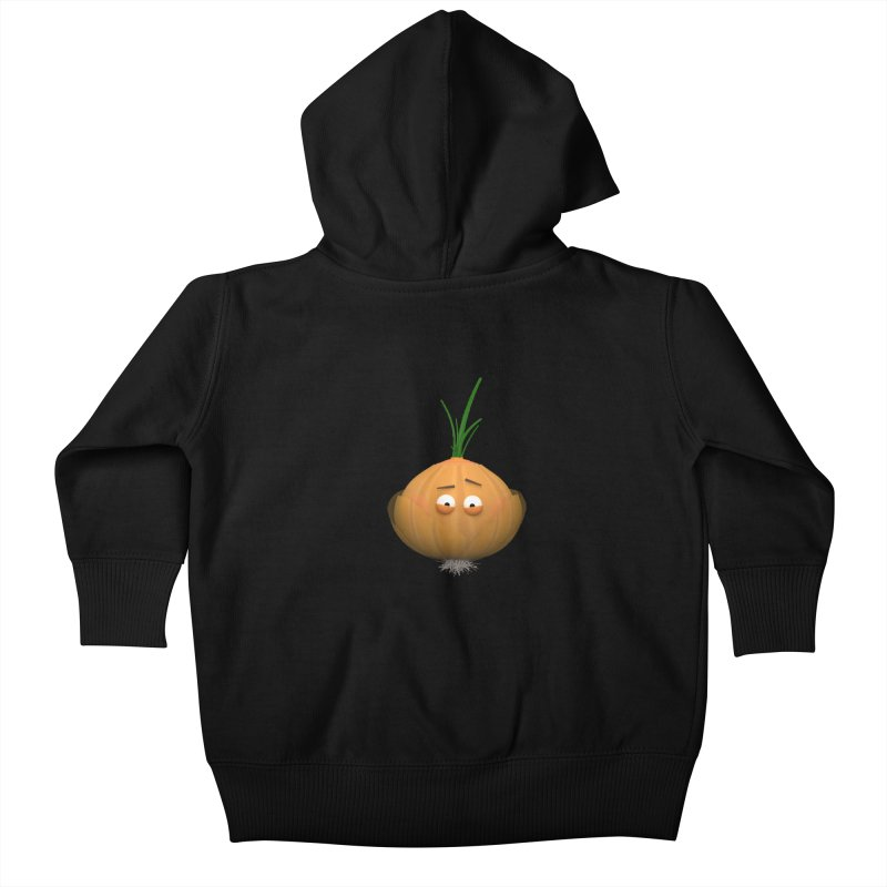 Mr. Onion Kids Baby Zip-Up Hoody by Me&My3D