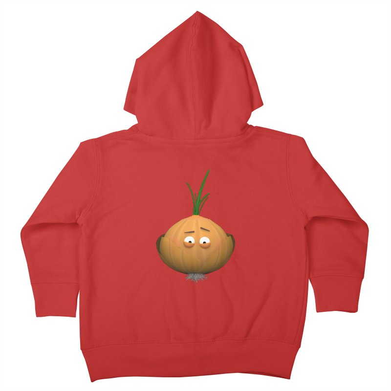 Mr. Onion Kids Toddler Zip-Up Hoody by Me&My3D
