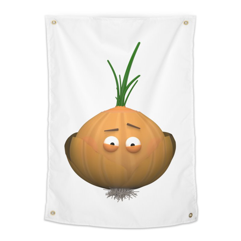 Mr. Onion Home Tapestry by Me&My3D