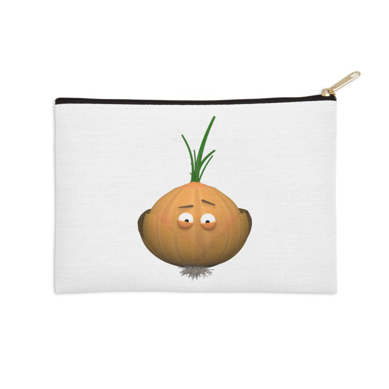 Mr. Onion Accessories Zip Pouch by Me&My3D