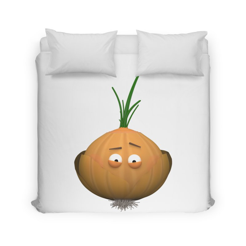 Mr. Onion Home Duvet by Me&My3D