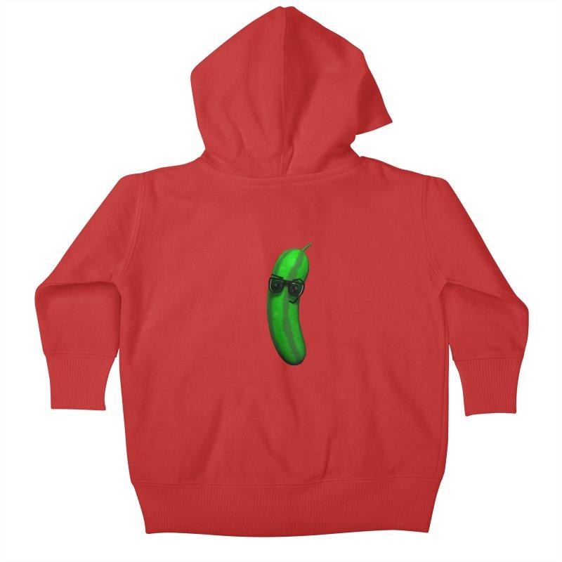 Mr. Pickle Kids Baby Zip-Up Hoody by Me&My3D