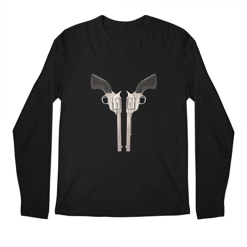 Sixshooter Men's Regular Longsleeve T-Shirt by Me&My3D
